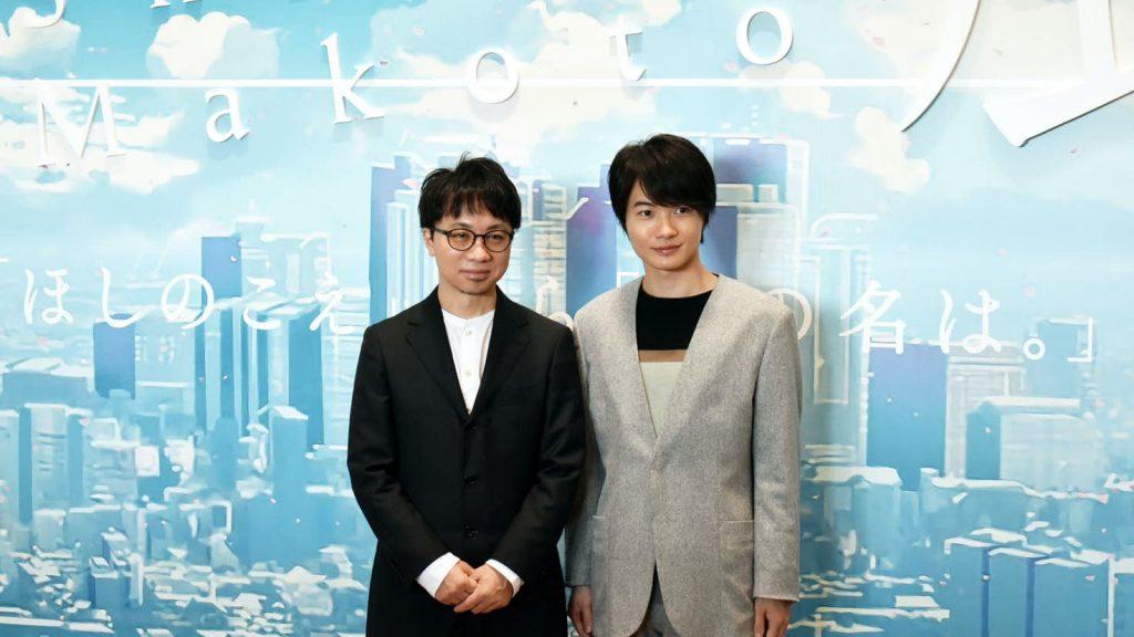 director makoto shinkai