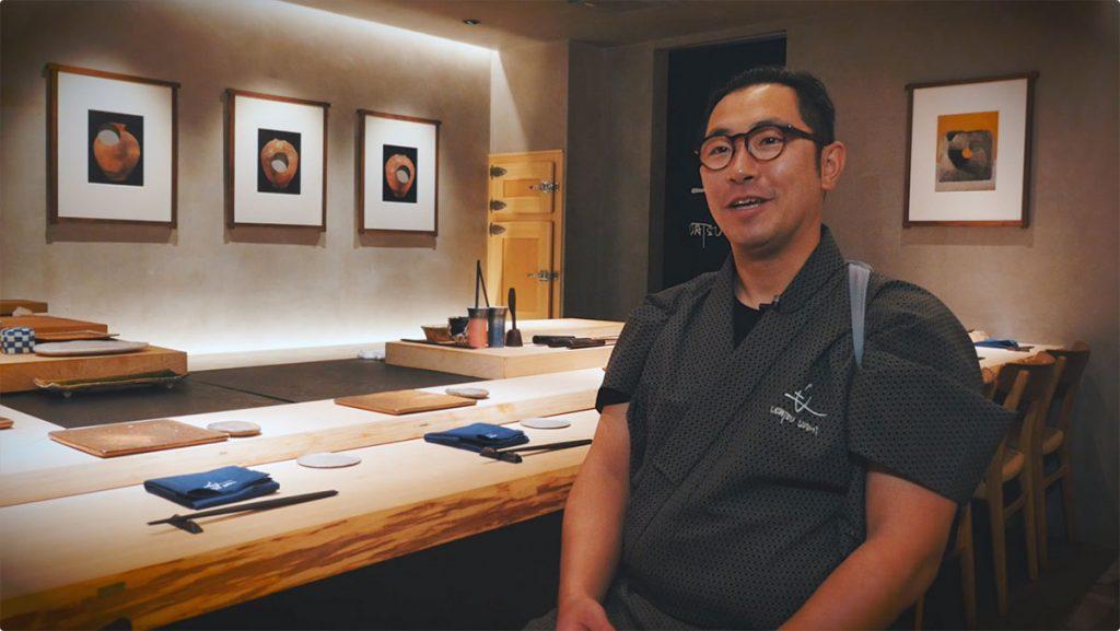 Sushi Chef Hisashi Udatsu