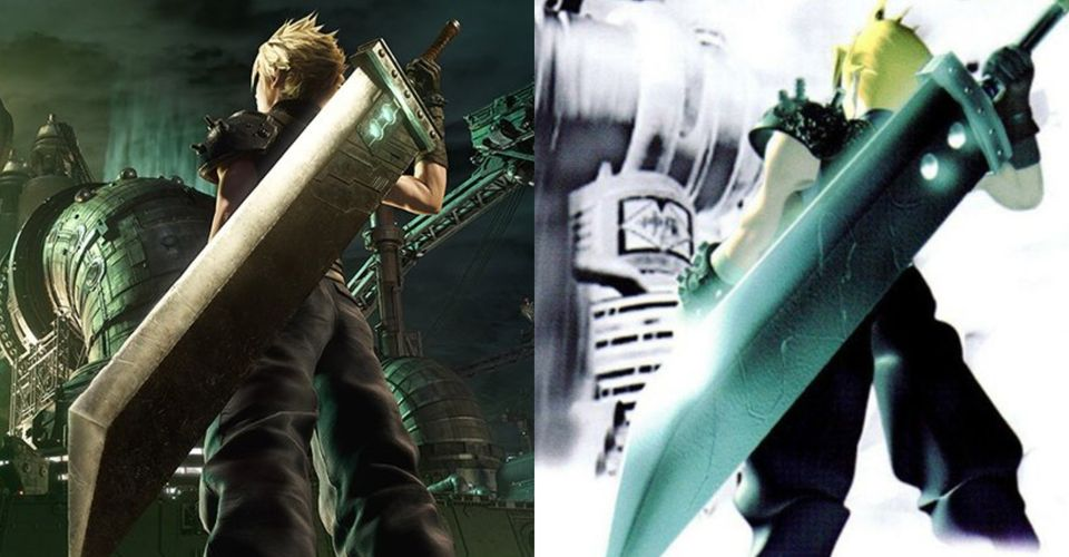 FFVII Cover comparison