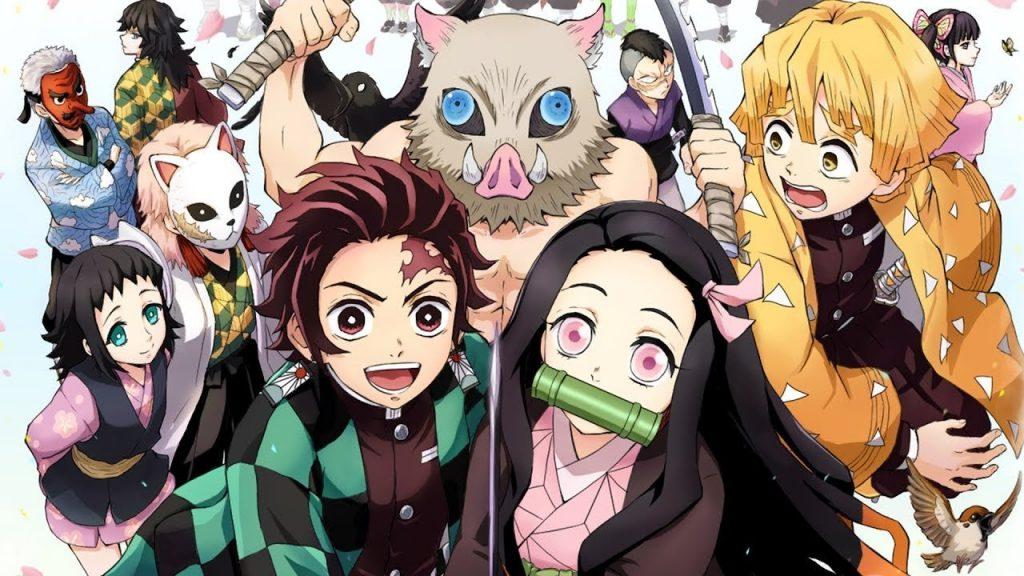 "Image from the anime ""Kimetsu no Yaiba (Demon Slayer)"""