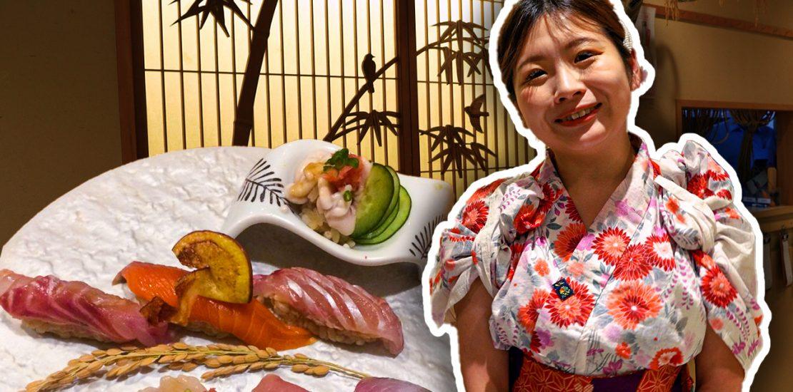Nadeshiko-zushi