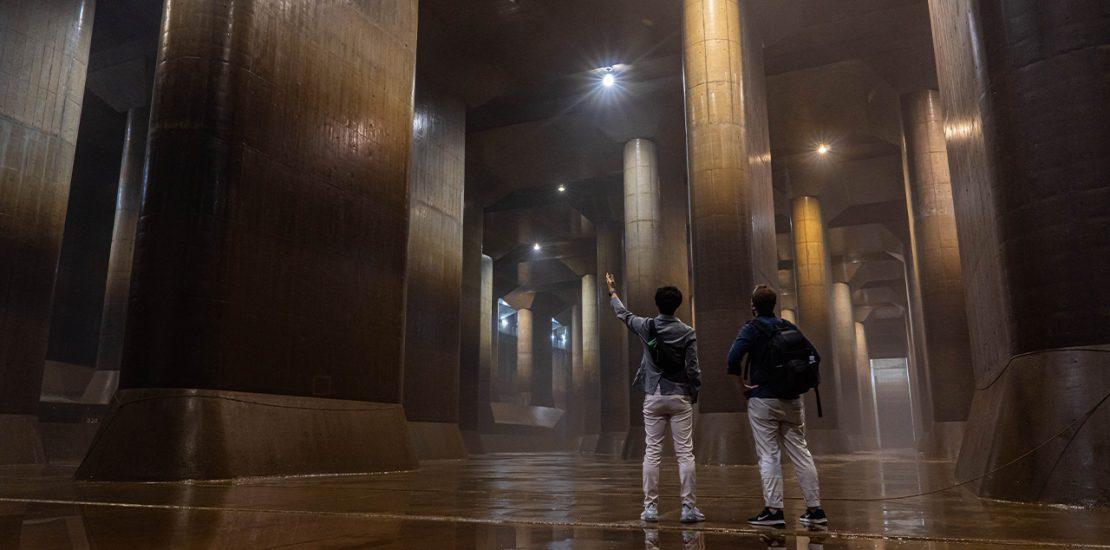 Underground Temple