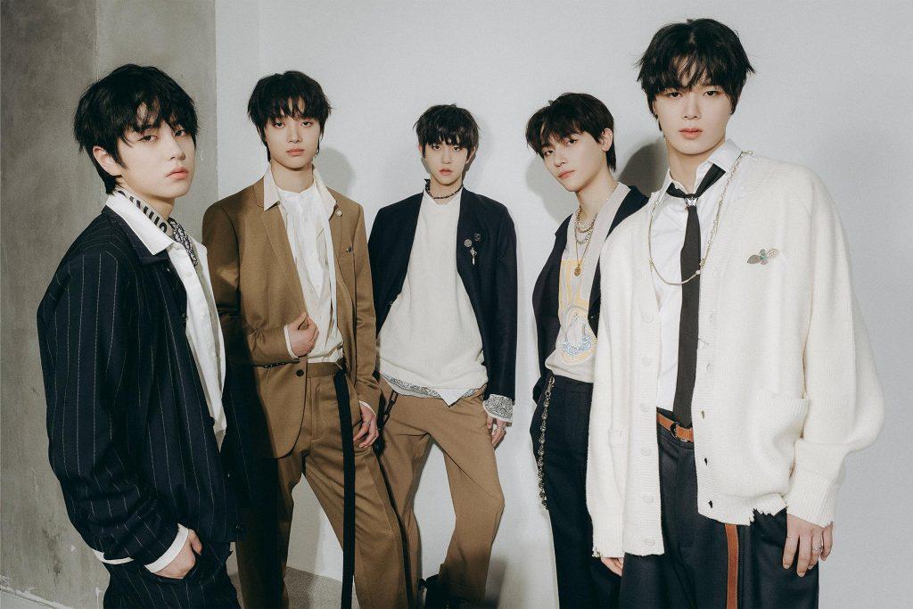 Big Hit Entertainment Japan members