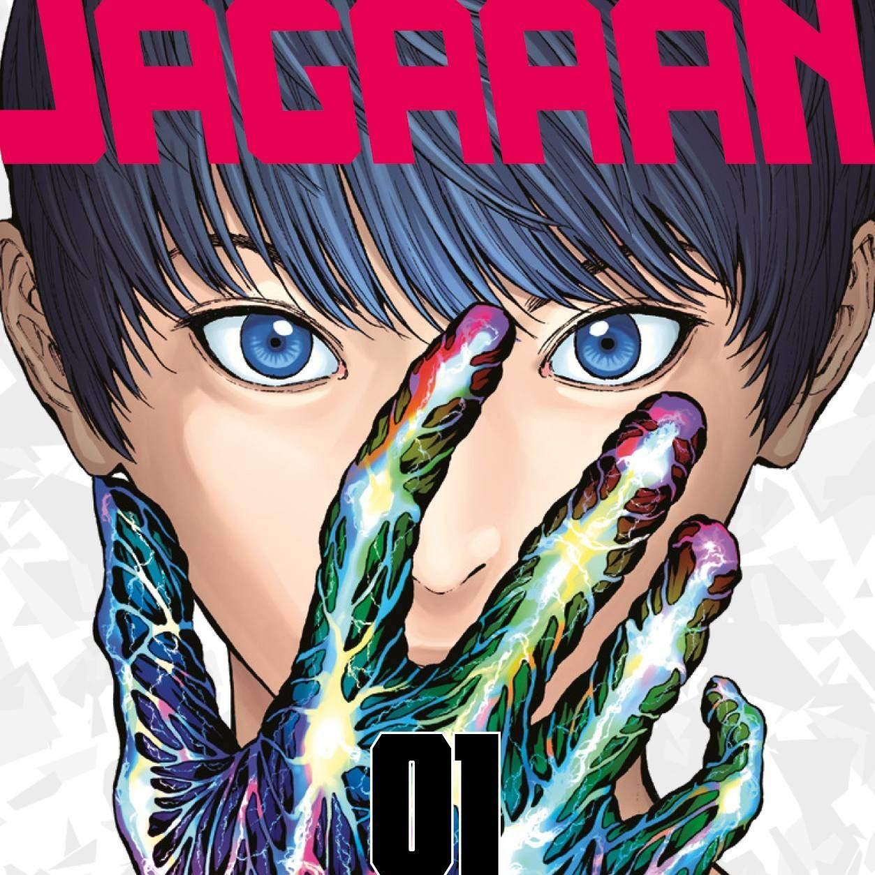 Jagaaan Manga
