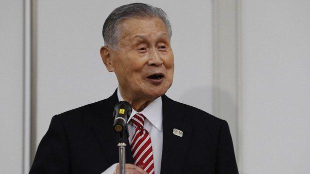 Tokyo Olympics President Mori
