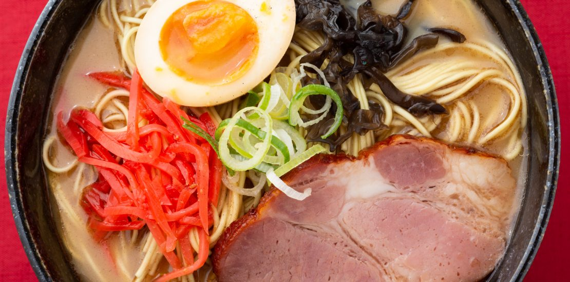 Tonkotsu Discovered to Absorb Radiation