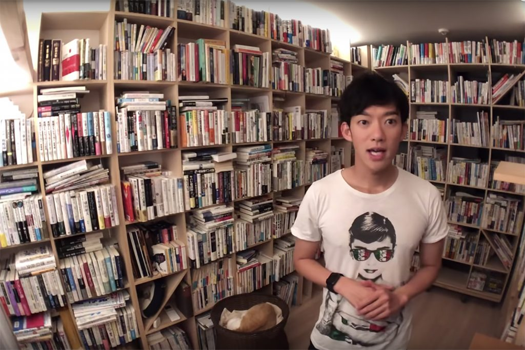 """Self-proclaimed """"Mentalist"""" DaiGo summarizes the content of books for paying subscribers to D-Labo"""