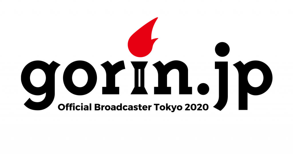 Olympic Retrospective:  Logo of gorin.jp