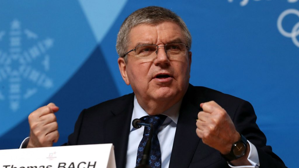Olympic Retrospective:  IOC President Thomas Bach proved to be a long-winded, unpopular public symbol of the Games in Japan