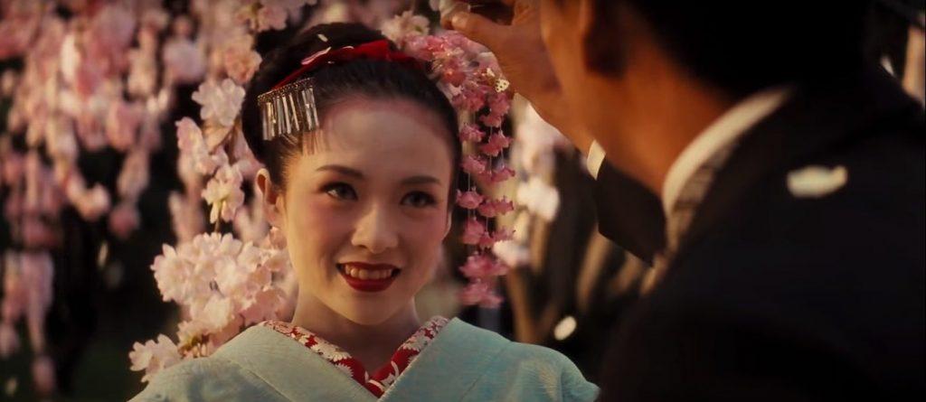2005 Hollywood blockbuster Memoirs of a Geisha