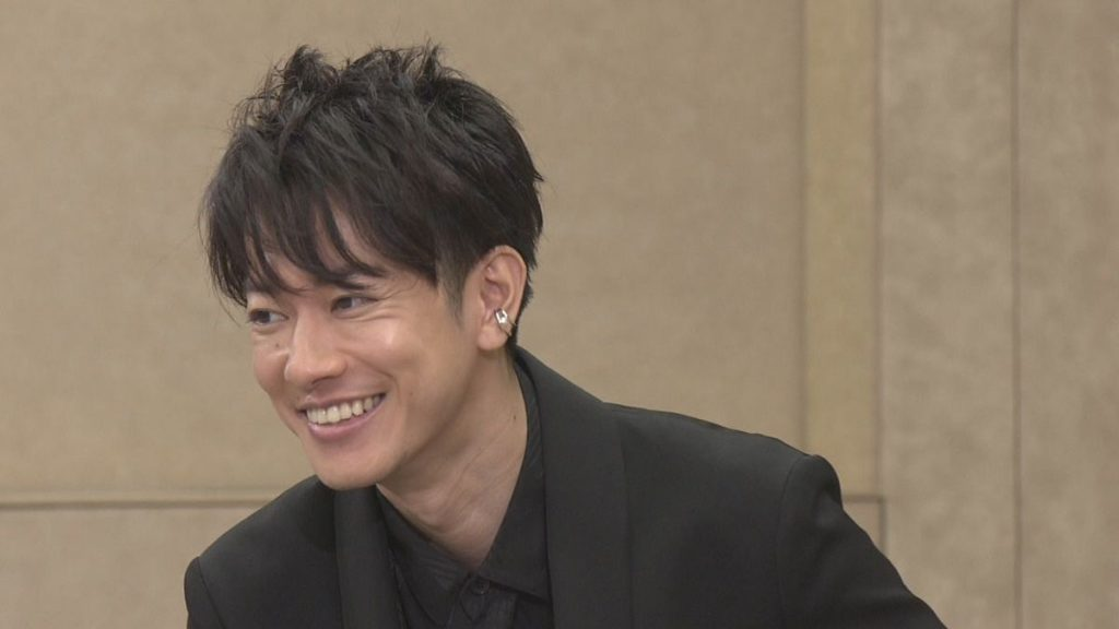 #12 Takeru Sato, Age 32, Image Sourced from My Navi News