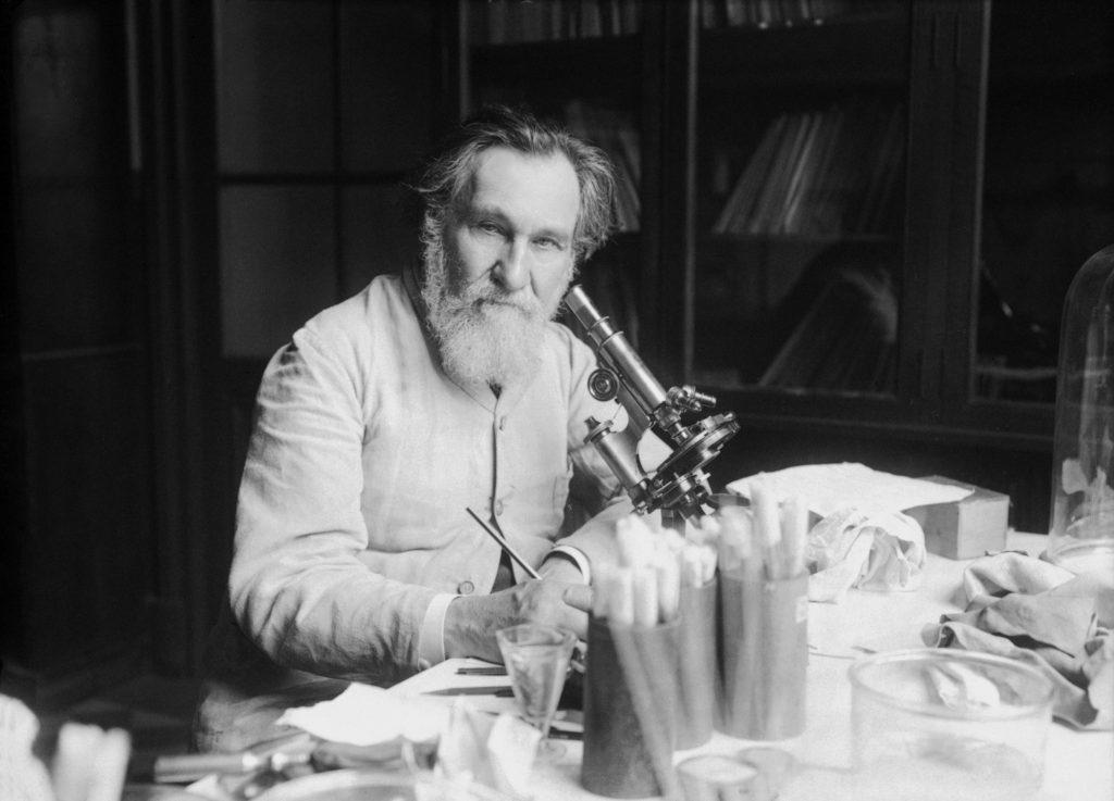 Nobel Prize Winner Ilya Ilyich Mechnikov