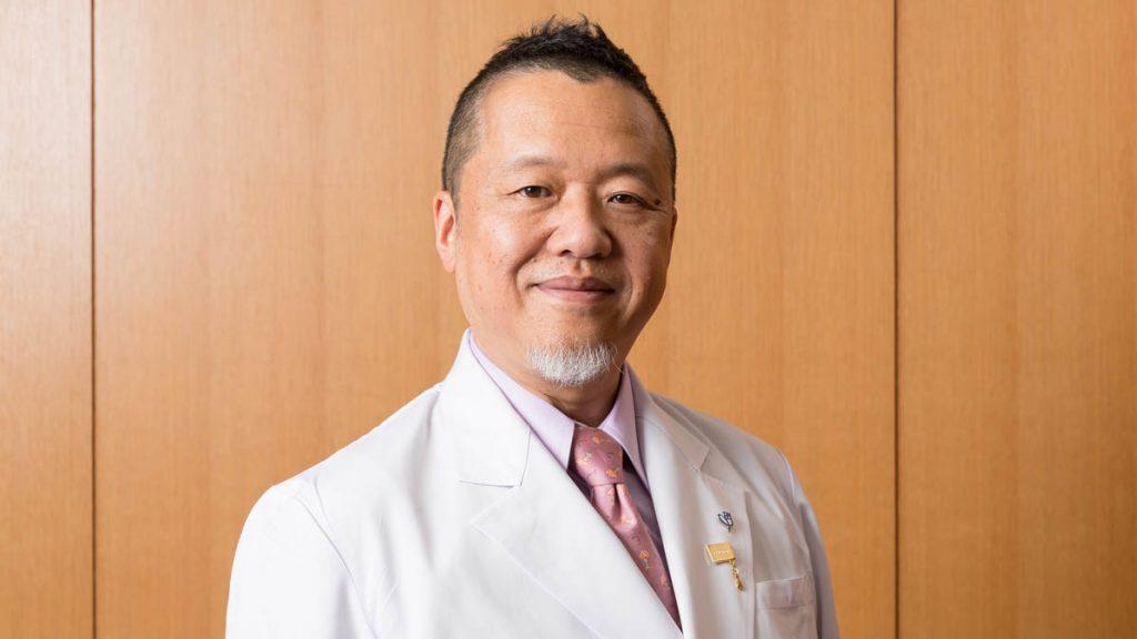 Dr. Horoshi Okada of the Mirai Life Research Institute