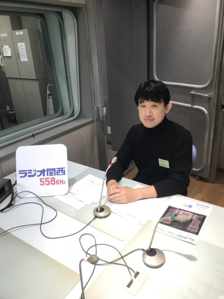 A lecturer at Hyogo Radio College where Fumiko Kobayashi is enrolled.