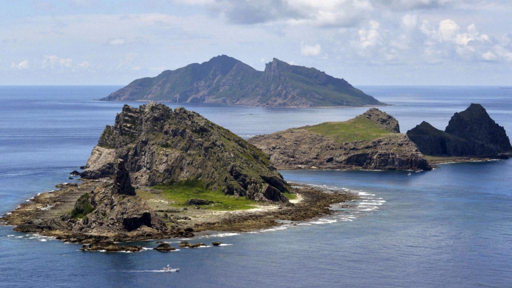 Kishida will continue to protect the Senkaku Islands